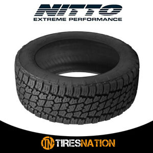 1 New Nitto Terra Grappler G2 285 60 18 120s All Terrain Radial Tire