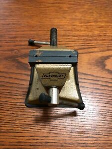 Vintage Chevrolet Desktop Vice Gm Corporate Dealer Promo Item Camaro Chevelle