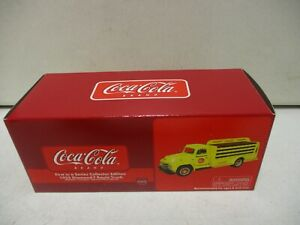 1st First Gear 1955 Coca Cola Diamond T Route Truck 1/34