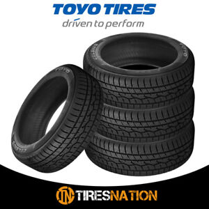 4 New Toyo Celsius Pcr 185 65 14 86h All season Traction Tire