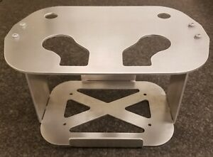 Lightweight Aluminum Battery Mount Fits Optima Red Yellow Top Group 34 78