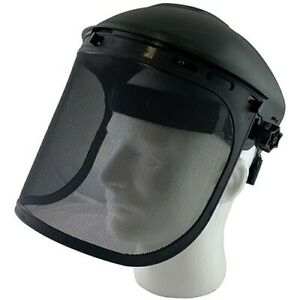 Pyramex Combo With Headgear And Polycarbonate Smoke Mesh Face Shield