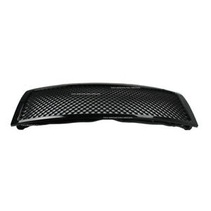 Fit For 2009 2014 Ford F150 F 150 Golssy Black Front Mesh Grille Hood Grill New
