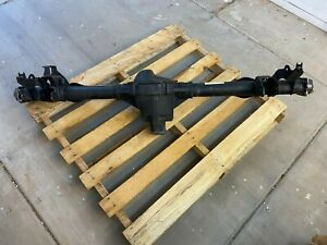 2011 2014 Ford Mustang Rear Axle Assembly 8 8 Ring Gear 3 31 Ratio Br3z 4010 a