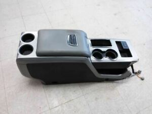 Limited Center Console Fits 11 12 Ford F150 Pickup 774920