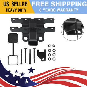 Fit For Jeep Wrangler Jl 2inch Receiver Towing Trailer Hitch Cover For 18 20