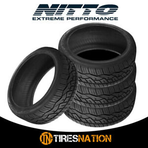 4 New Nitto Nt420v 275 60r20xl 116h Tires