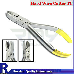 Dental Hard Wire Cutter Tc Orthodontic Dental Surgical Tooth Braces Instruments