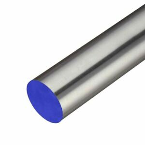 304 Stainless Steel Round Rod 0 500 1 2 Inch X 60 Inches