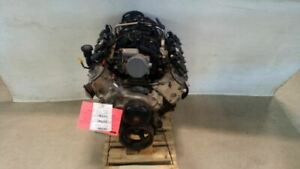 Engine 5 3l From 2011 Chevy Chevrolet Tahoe 82k Miles 7220912