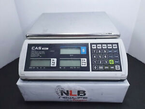 Cas S2000 Jr Price Computing Scale as is