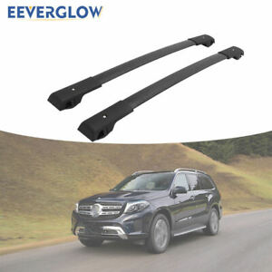 Cross Bars Roof Rack Rails Fit For Mercedes Benz Gls 2016 2020 Luggage Baggage