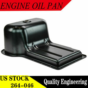 Engine Oil Pan For Ford Excursion F250 F350 F450 F550 Turbo Diesel V8 6 0l 6 4l