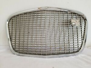 1956 61 Studebaker Golden Hawk Grille With Emblem Very Good Condition
