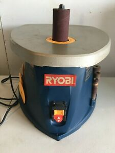 Ryobi Oscillating Spindle Table Sander Model 0ss500 With Manual Double Insulated
