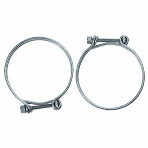 65 70 Mustang Cougar Filler Neck Hose Clamps New