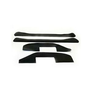 Daystar Body Lift Gap Guards Ford Bronco 1980 1996 4wd Pa6724
