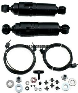 Air Shocks By Length Street Rod Hot Rod 9 75 In Compressed 14 35 In