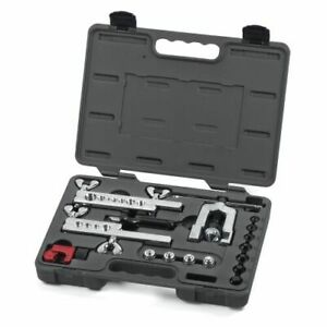 Gearwrench 41880 Double And Bubble Flaring Tool Kit New