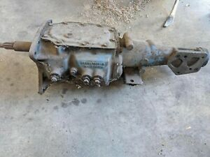 Ford Mustang Toploader 4 Speed Transmission Heh T