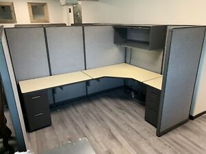 5 Used Office Cubicles