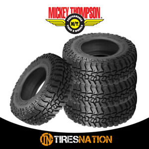 4 New Mickey Thompson Baja Boss Lt315 70r17 10 Tires