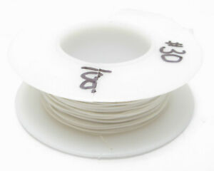 Kynar Wire Wrap Wire 30awg 100ft White
