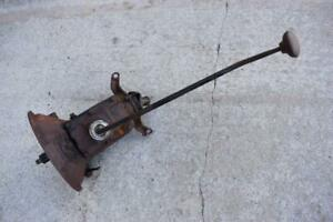 Ford Flathead V85 Three Speed Manual Transmission With Shifter