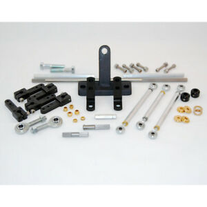 Enderle 71 1000 Splined Tunnel Ram Linkage Kit Chevy Big Block Sideways