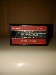 Snap On Cartridge Mt2500vci 6 2 Domestic Asian European Coverage