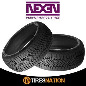 2 New Nexen Winguard Sport 2 235 45r17 97v Tires