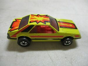 1979 Hot Wheels Ford Mustang 1 64