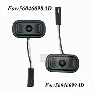 Left Right Steering Wheel Radio Control Switches For Chrysler Dodge Jeep Ram
