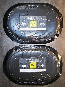 2 Large Premium Blackjack Oval 10 x 7 Off road Ag Tire Repair Boot Patches