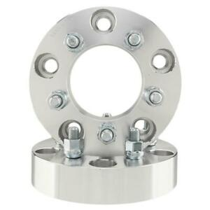 2pc For Bronco Jeep Cj5 1 5 5x5 5 To 5x4 5 1 2 Stud Wheel Spacers Adapters