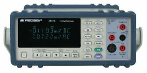 Bk 2831e 4 1 2 Digit True Rms Bench Digital Multimeter