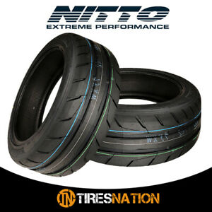 2 New Nitto Nt05 235 40 17 90w Max Performance Tire