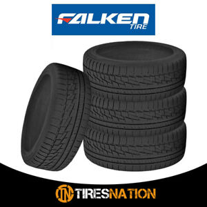 4 New Falken Ziex Ze 950 A s 225 50r17 94w All Season High Performance Tires
