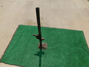 1952 Chevrolet Bumper Jack And Base 52 Chevy 1951 1950 1949