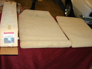 73 91 Chevrolet Gmc C K Truck Blazer Jimmy Nos Saddle Carpeted Nos Gm Floor Mats