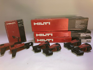 Hilti Colated Drywall Screws And Screw Magazines