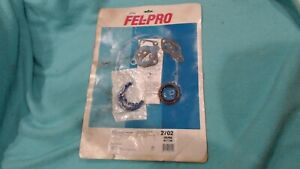 Fel Pro 2702 Gasket Set Felpro 2702 Sealing Gaskets Pc Sbc Timing Set