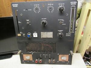 Hobart Tr 250 hf Arc Stick Tig Welder Ac dc front Panel Only For Parts free Ship