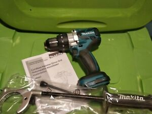 New Makita Xph07 18v Lithium ion Brushless 1 2 inch Hammer Drill Driver Bare