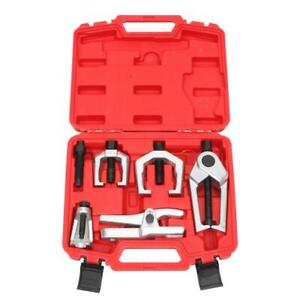 Front End Service Tool Set Separate Pitman Arm Puller Kits Tie Rod Remover Tool