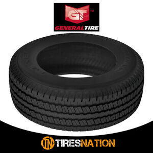 1 New General Ameritrac 235 80r17 120 117r Tire