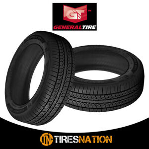 2 New General Altimax Rt43 205 70 16 97t All season Touring Tire