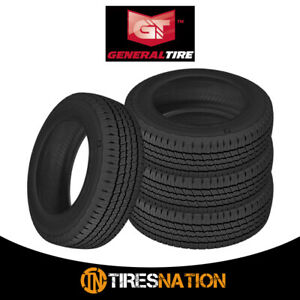 4 New General Grabber Hd Lt235 80r17 10 120 117r Tires