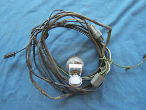 Mopar B body Rear Defog Switch Harness Set 64 Fury Polara 65 Belvedere Coronet