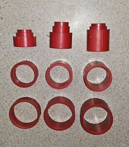 Cgw Arbor Size Reducing Bushing Adapters For Grinding Buffing Wire Wheels